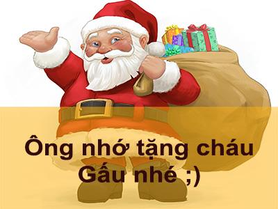 Tạo điều ước đêm Giáng sinh