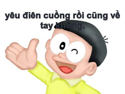 Chế ảnh Nobita online