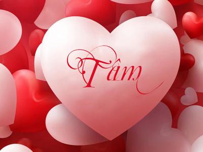 Viết tên lên trái tim nghệ thuật