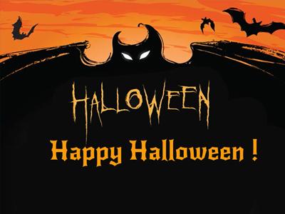 Tạo thiệp Halloween trực tuyến