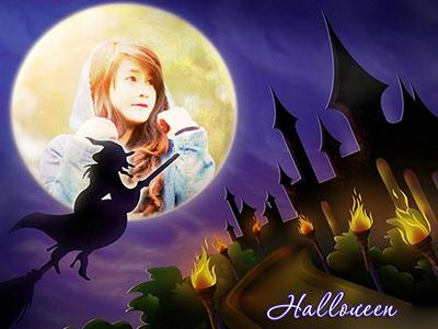 Hiệu ứng ảnh Halloween