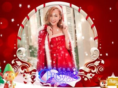 Chia sẻ thiệp ảnh Giáng sinh đẹp tạo online
