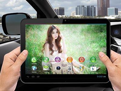 Ghép hình vào khung ảnh tablet online