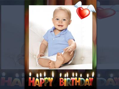 Thiệp ảnh chúc mừng sinh nhật đẹp