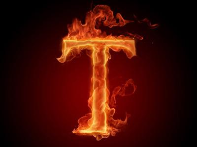 Tạo chữ cái lửa theo tên