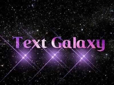 Hiệu ứng chữ Galaxy 2