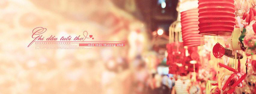 Bộ ảnh bìa facebook vui đón tết trung thu đẹp