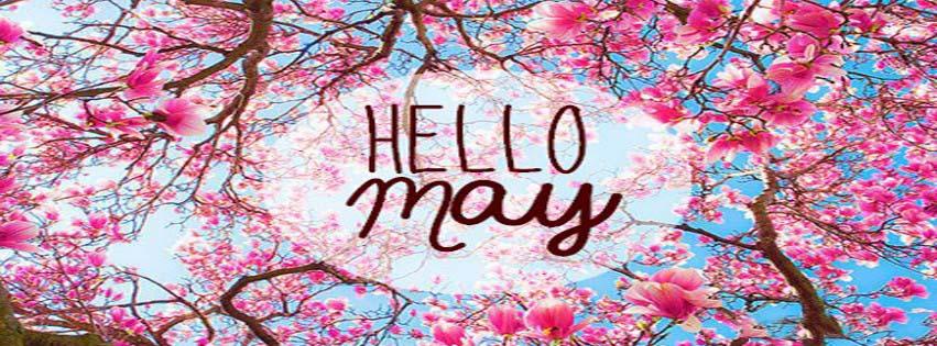Cover facebook chào tháng 5 đẹp- Hình 2