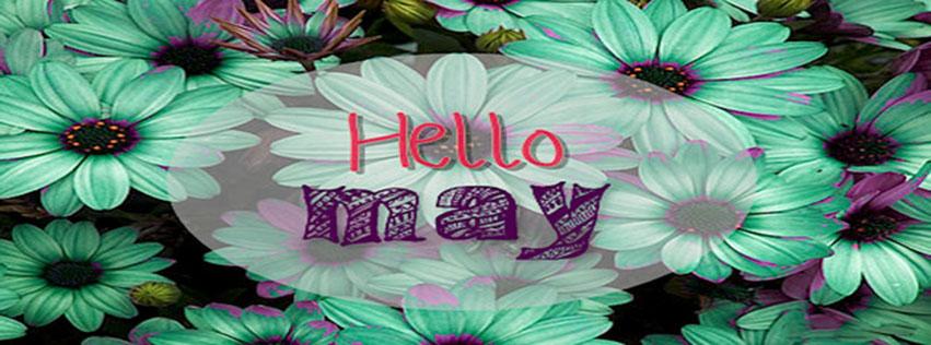 Cover facebook chào tháng 5 đẹp- Hình 3