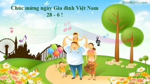15 tấm thiệp đẹp vô cùng ý nghĩa chúc mừng ngày gia đình Việt Nam 28/6- Hình 4