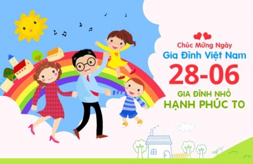 15 tấm thiệp đẹp vô cùng ý nghĩa chúc mừng ngày gia đình Việt Nam 28/6- Hình 3