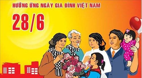 15 tấm thiệp đẹp vô cùng ý nghĩa chúc mừng ngày gia đình Việt Nam 28/6- Hình 8