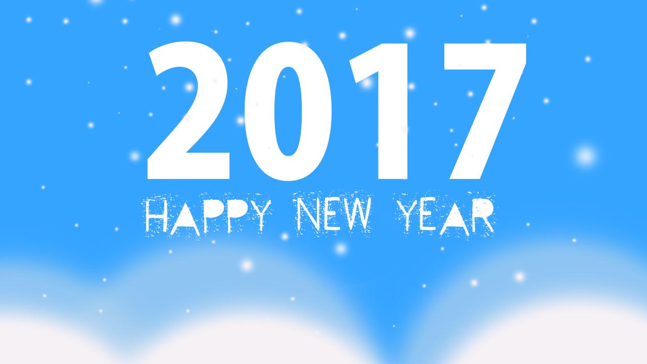 Hình nền happy new year 2017 đẹp- Hình 13