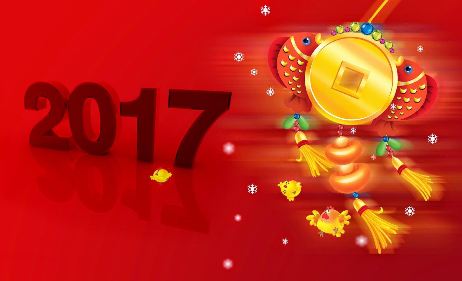 Hình nền happy new year 2017 đẹp- Hình 4