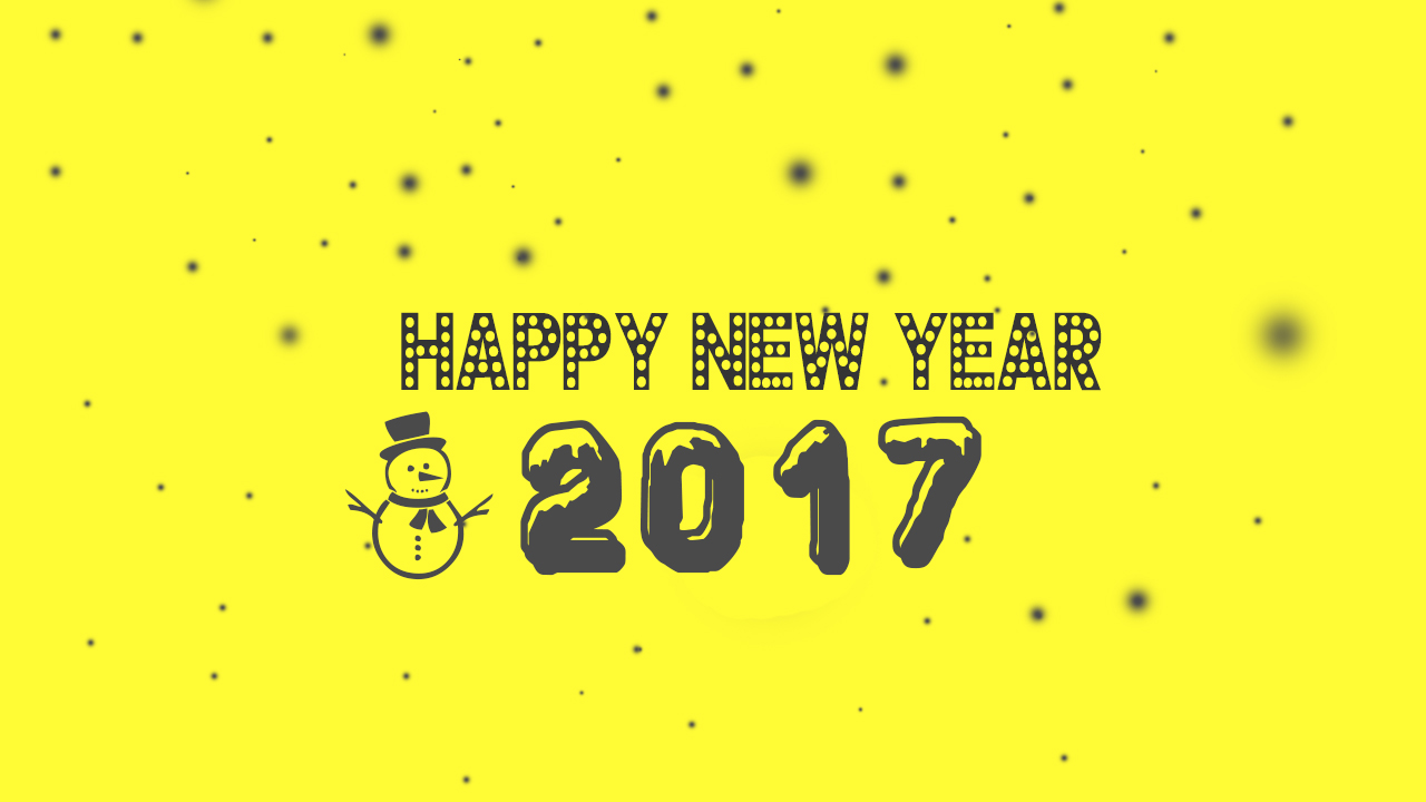 Hình nền happy new year 2017 đẹp- Hình 10