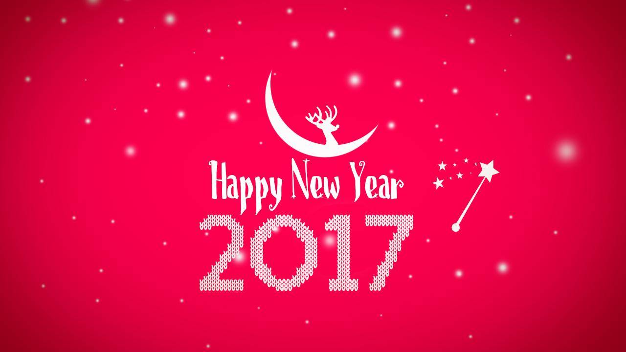 Hình nền happy new year 2017 đẹp- Hình 5