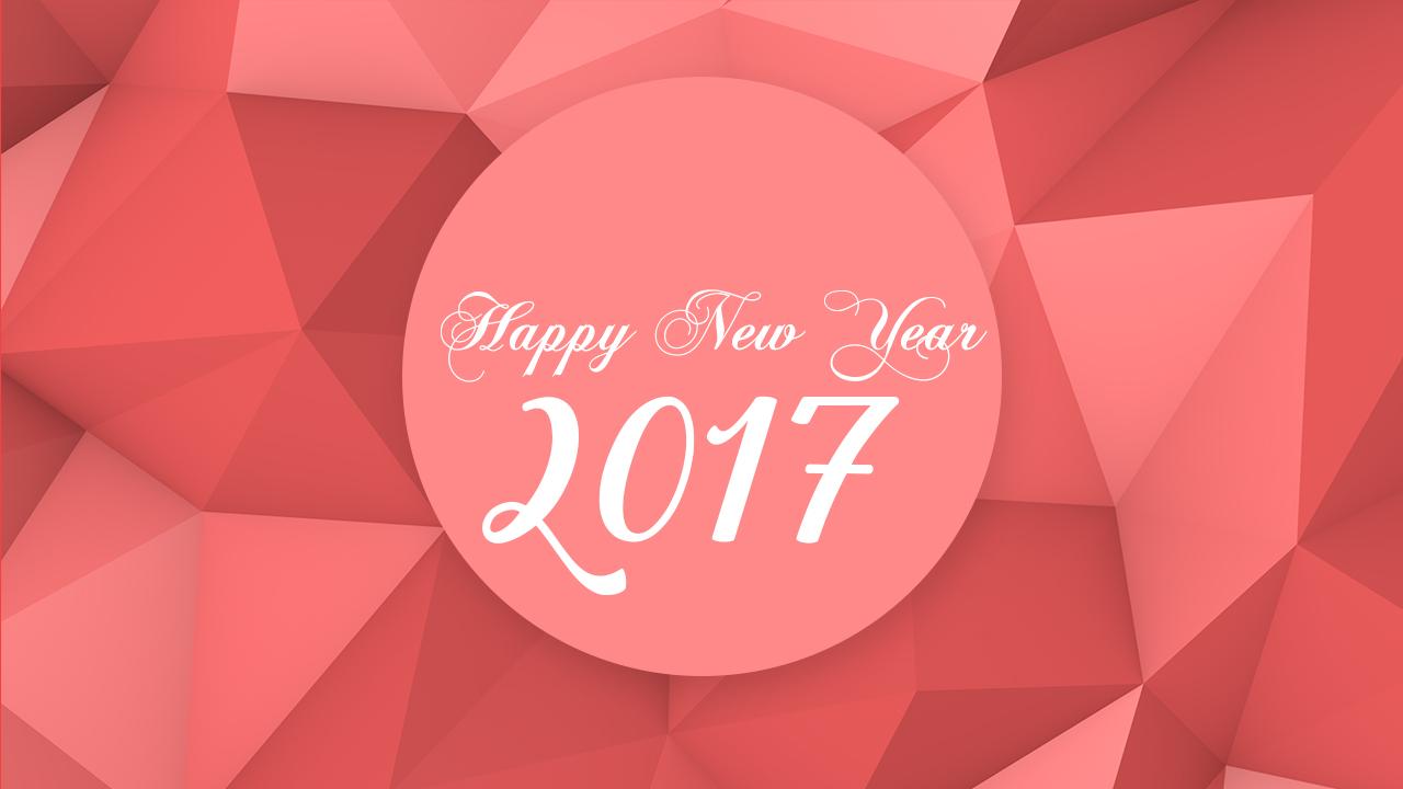 Hình nền happy new year 2017 đẹp- Hình 18