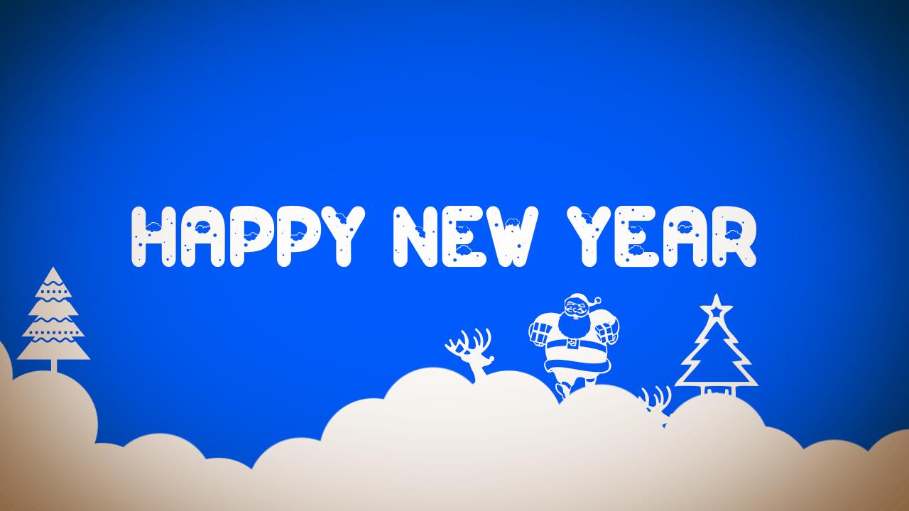 Hình nền happy new year 2017 đẹp- Hình 12