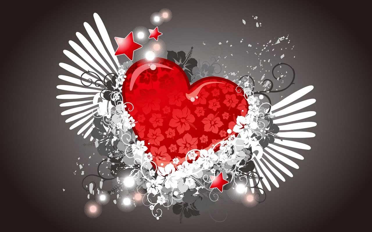 Tuyển tập hình ảnh trái tim tình yêu lãng mạn phần 2- Hình 6